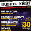 Tribute Night all'Obihall, serata pro Fondazione San Sebastiano