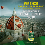 Servizio Final Eight basket